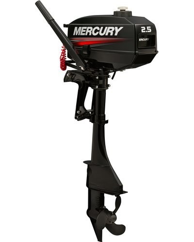 2х-тактный лодочный мотор Mercury 2.5 MH