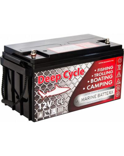 Аккумулятор для электромотора Marine Deep Cycle AGM 80Ah 12V