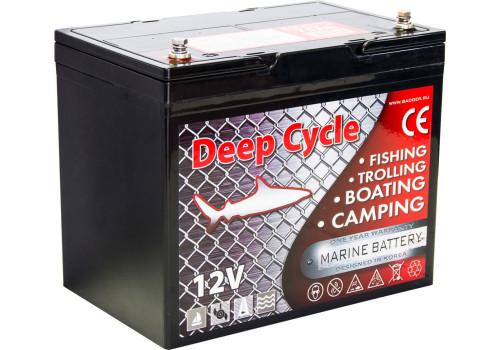 Аккумулятор для электромотора Deep Cycle GEL 75Ah 12V