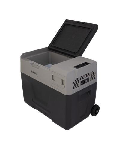 Автохолодильник Kyoda CX40WH-E, однокамерный