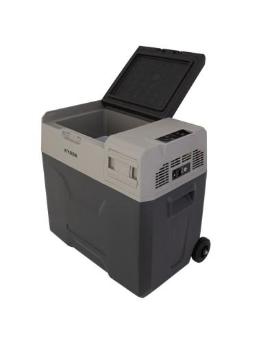 Автохолодильник Kyoda CX50WH-E, однокамерный
