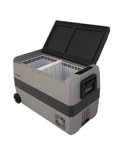 Автохолодильник Kyoda Kyoda T50WH, двухкамерный