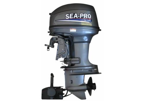 Лодочный мотор Sea Pro T 40S&E Jet с водометной насадкой