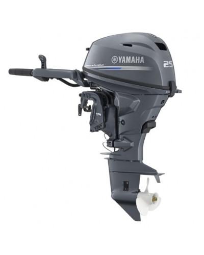 4х-тактный лодочный мотор Yamaha F25GMHS