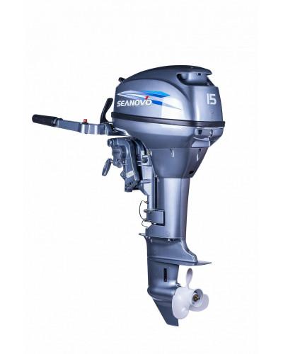 2-х тактный лодочный мотор Seanovo SN15FHS