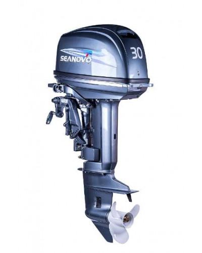 2-х тактный лодочный мотор Seanovo SN30FFES (дистанция)