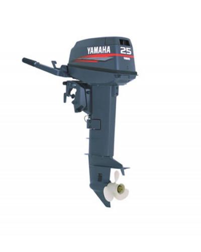 2х-тактный лодочный мотор Yamaha 25BWCS