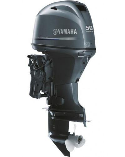 4х-тактный лодочный мотор Yamaha F50HETL