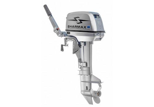 Лодочный мотор Sharmax SM9,8HS