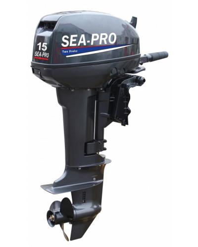 2х-тактный лодочный мотор Sea Pro Т 15S