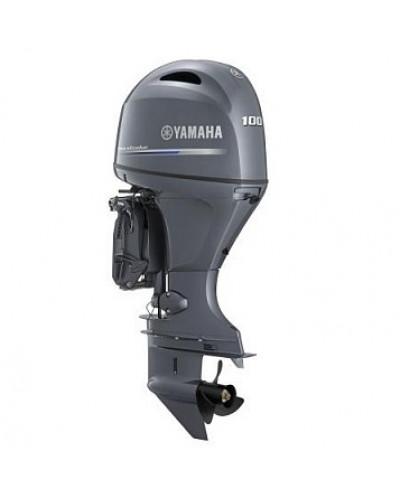 4х-тактный лодочный мотор Yamaha F100FETL