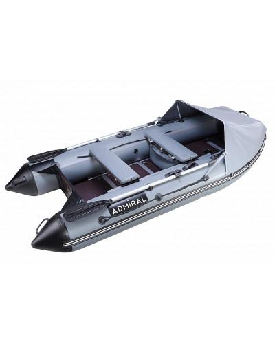 Лодка ПВХ Адмирал АМ-305 Classic Lux