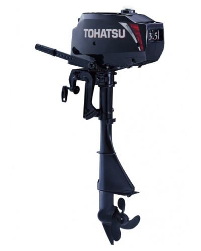 2х-тактный лодочный мотор Tohatsu M 3.5 S
