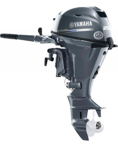 4х-тактный лодочный мотор Yamaha F20BMHS