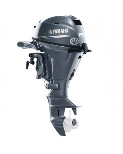 4х-тактный лодочный мотор Yamaha F20BES