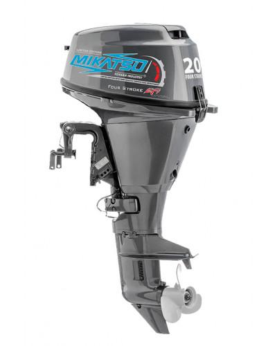 4х-тактный лодочный мотор Mikatsu MF20FES-EFI