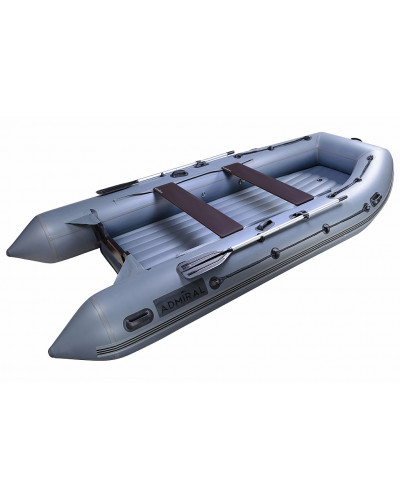 Моторная лодка ПВХ Адмирал АМ-410 НДНД