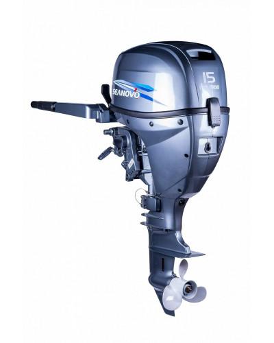 4-х тактный лодочный мотор Seanovo SNF15HS