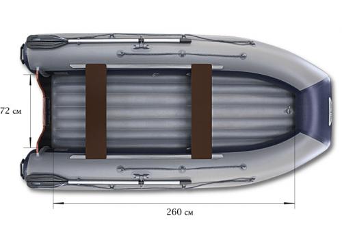 Моторная лодка ФЛАГМАН DK 320