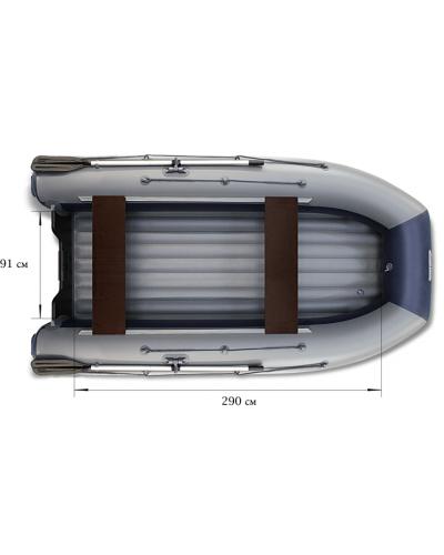Моторная лодка ФЛАГМАН DK 350