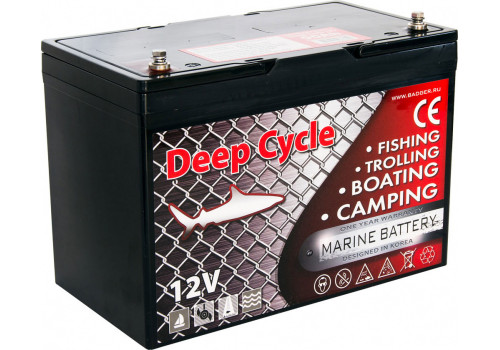Аккумулятор для электромотора Marine Deep Cycle GEL 90Ah 12V