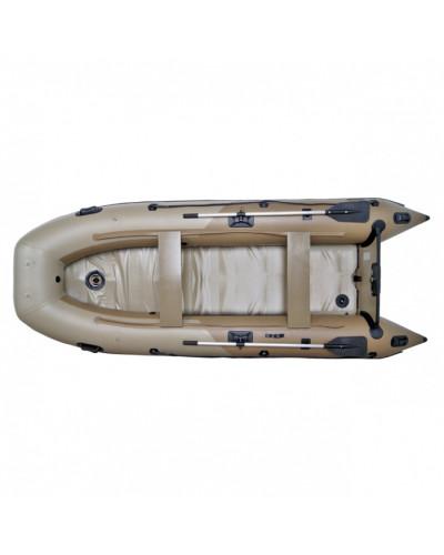 Моторная лодка ПВХ Badger FL 390 AD