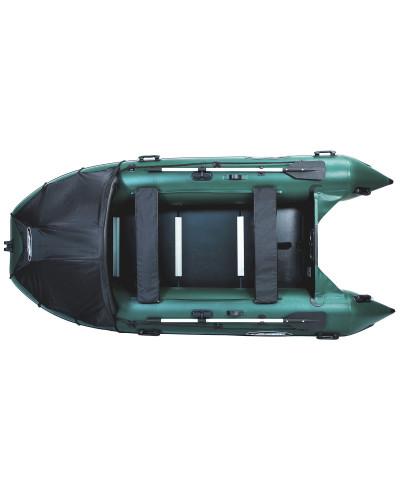 Надувная лодка ПВХ Gladiator D 330 DP