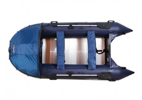 Надувная лодка ПВХ Gladiator D 370 AL