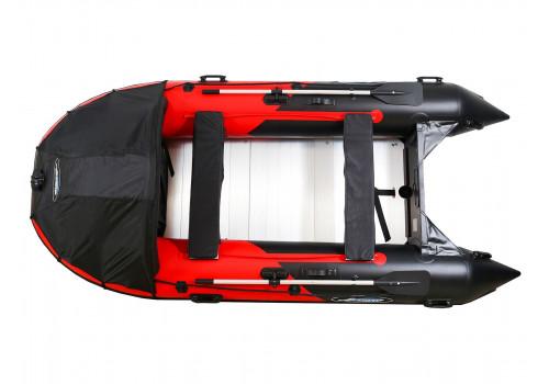 Надувная лодка ПВХ Gladiator D 450 AL