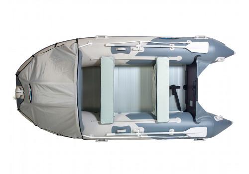 Надувная лодка ПВХ Gladiator D 400 AL
