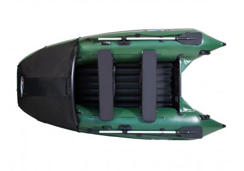 Надувная лодка ПВХ GLADIATOR E330 Air
