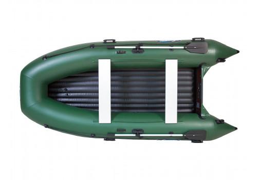 Надувная лодка ПВХ Лодка Gladiator E 350 LT
