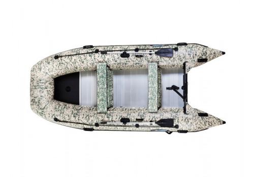 Надувная лодка ПВХ Gladiator HD 370 AL CAMO