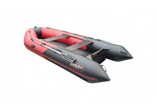 Надувная лодка ПВХ Hunter 360 ЛКА