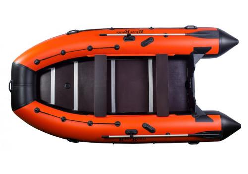 Лодка ПВХ River Boats RB-410 (киль)