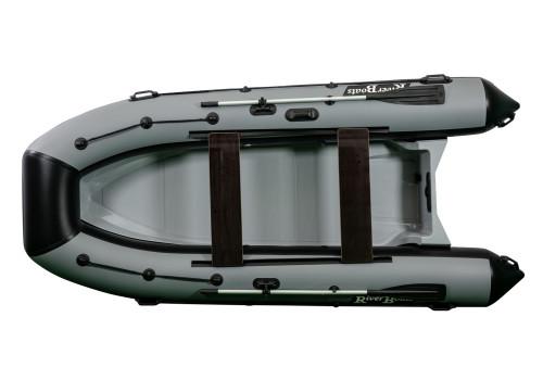 Лодка Rib RiverBoats RB — 380