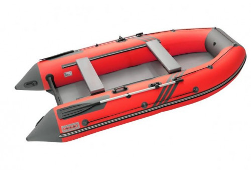 Моторная лодка ПВХ RogerBoat Zefir 4000