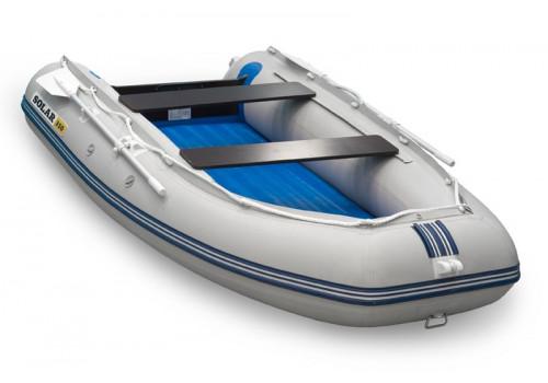 Надувная лодка ПВХ Solar Максима-350 НДНД