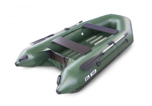Надувная лодка ПВХ Solar SL-300