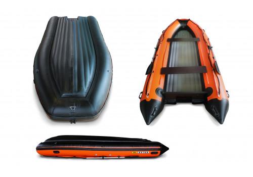 Лодка моторная SOLAR-480 Jet tunnel