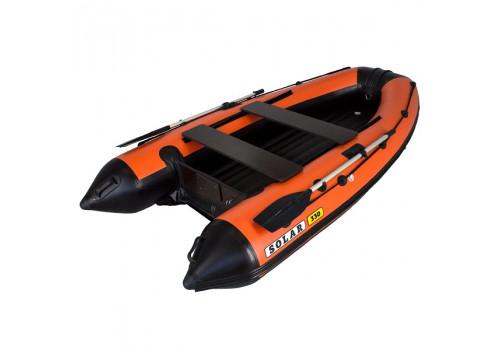 Надувная лодка ПВХ Solar Оптима 330 НДНД