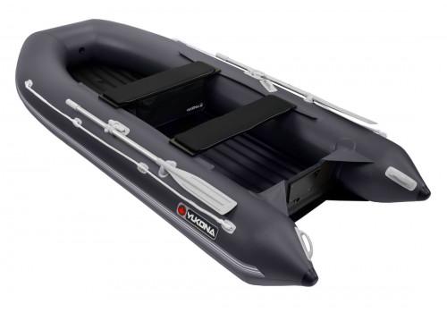Моторная лодка ПВХ Yukona 410 НДНД