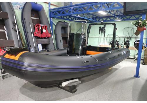 Лодка Rib Baltic Boats Аполлон - 550