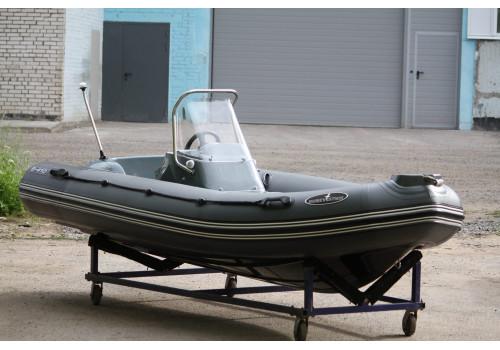 Лодка Rib Буревестник Б-410