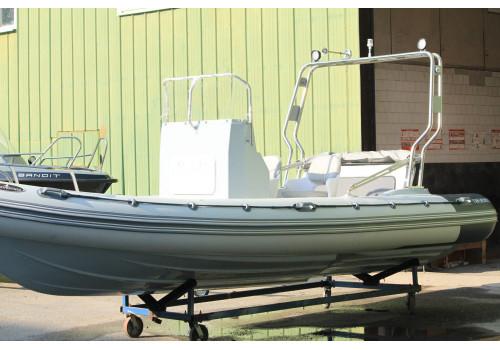 Лодка Rib Буревестник Б-630