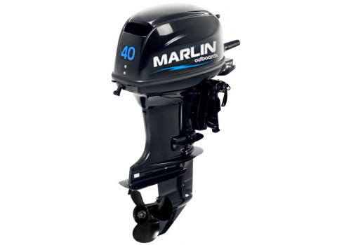 Лодочный мотор MARLIN MP 40 AWHS