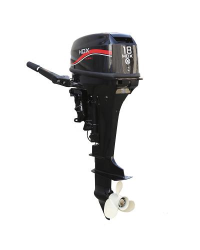 Лодочный мотор 2-х тактный HDX TE 18 BMS R-Series