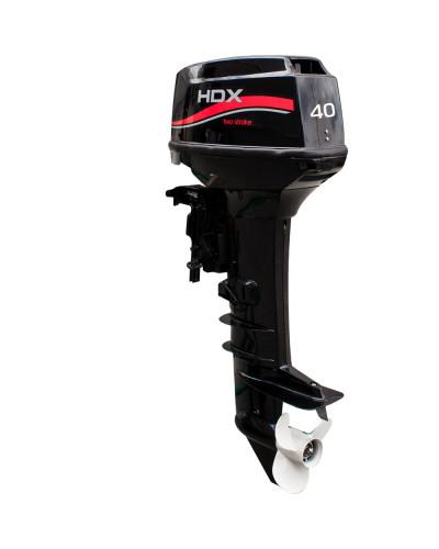 Лодочный мотор 2 х тактный HDX T 40 JFWL