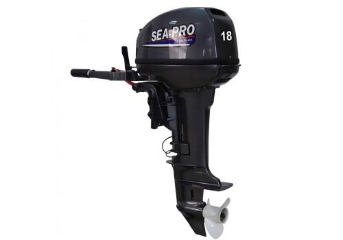 Лодочный мотор Sea Pro Т 18S