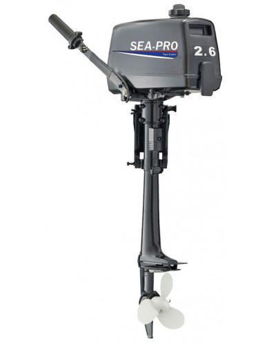 2х-тактный лодочный мотор Sea Pro Т 2.6S
